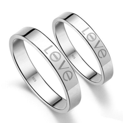 khắc laser nhẫn cưới