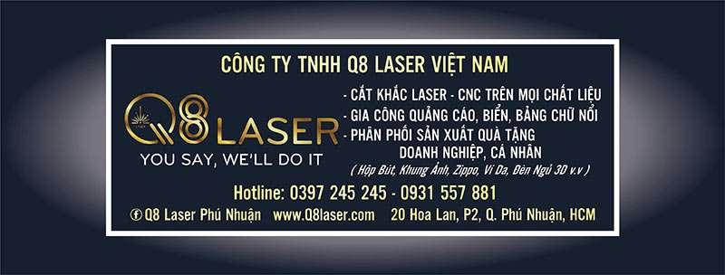 Q8 Laser Việt Nam