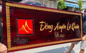 Làm bảng hiệu mica tại Phú Nhuận