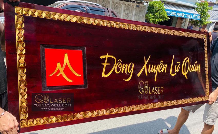 Làm bảng hiệu mica tại Quận Phú Nhuận