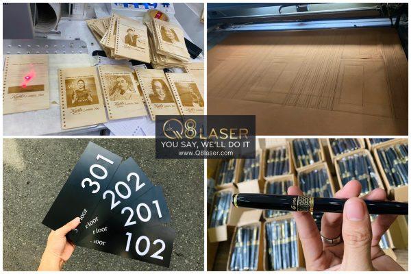 Tranh gỗ khắc laser theo yêu cầu