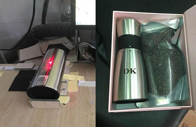 khắc laser bình giữ nhiệt