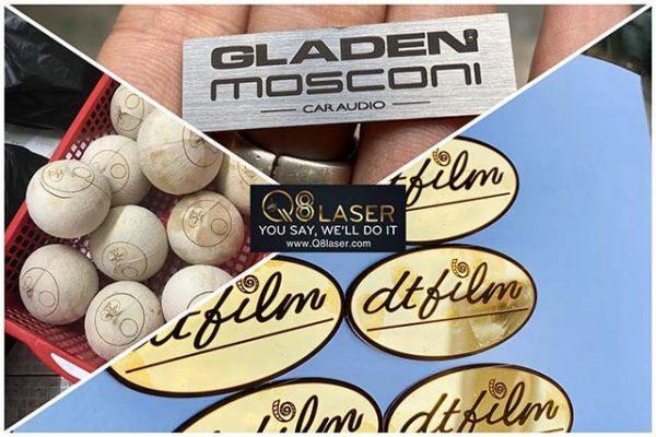 Dịch vụ khắc laser giá rẻ tại tphcm