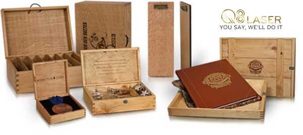 khắc hộp gỗ