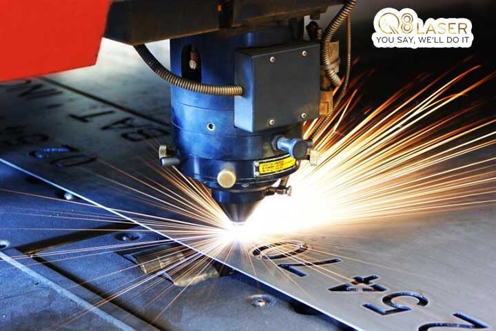 Khắc laser fiber