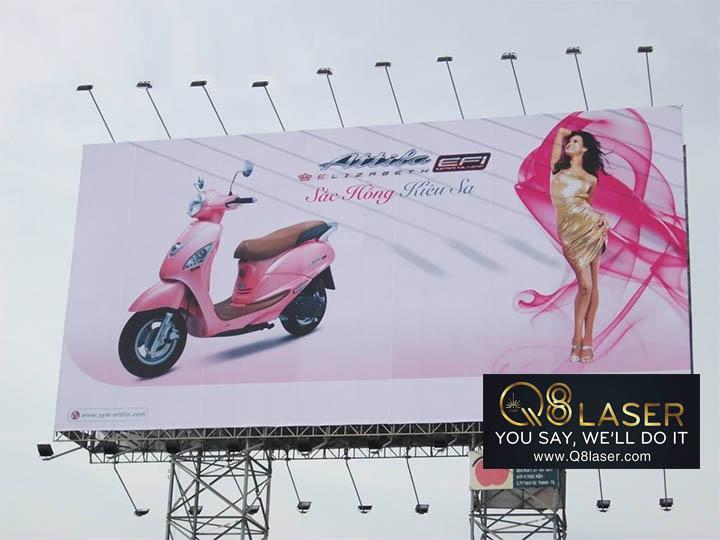 Biển quảng cáo ngoài trời đẹp