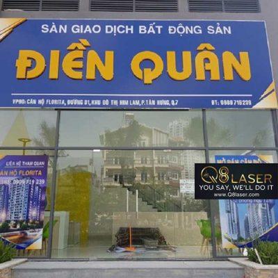 biển quảng cáo mua bán nhà đất