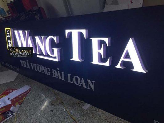 thi công biển quảng cáo trà sữa