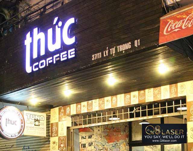 Biển quảng cáo cafe đẹp