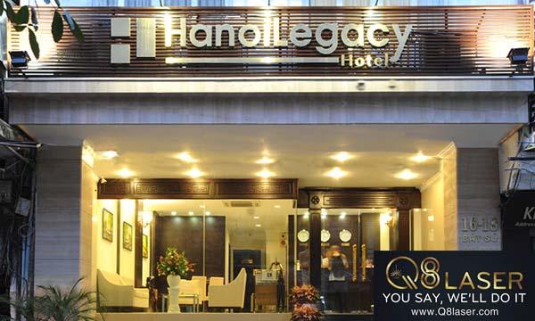 biển hiệu quảng cáo hotel
