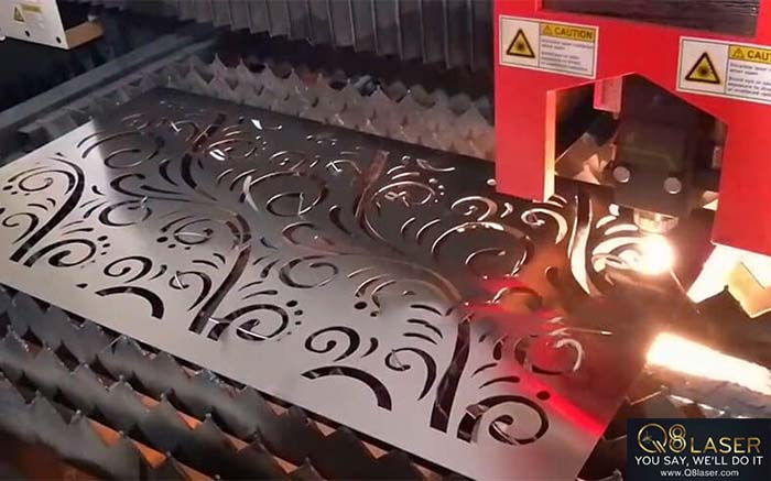 cắt laser inox