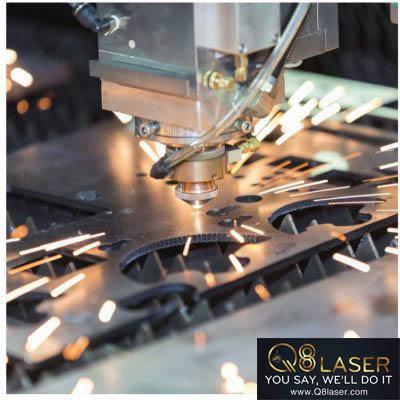 Gia công cắt laser trên kim loại, inox tại tphcm