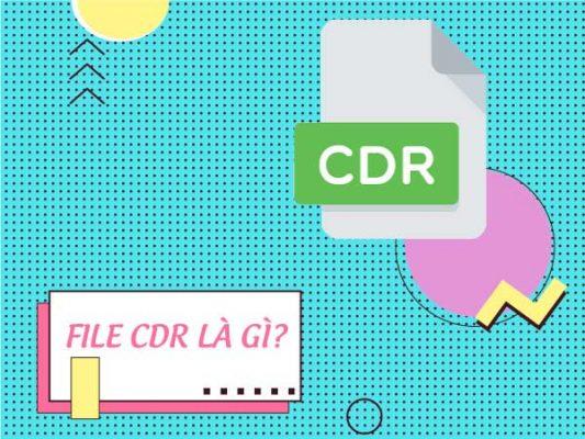 file .cdr là gì