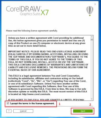 download corel x7