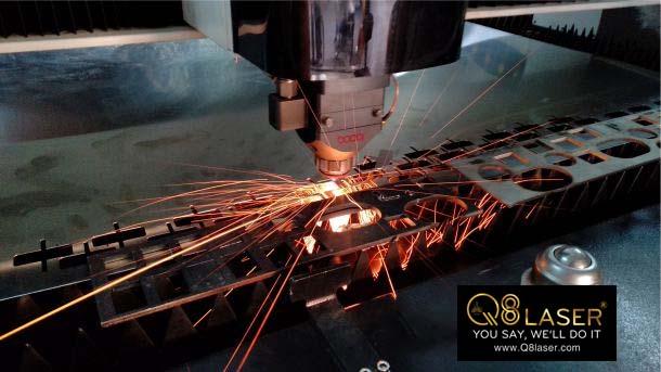cắt laser đồng