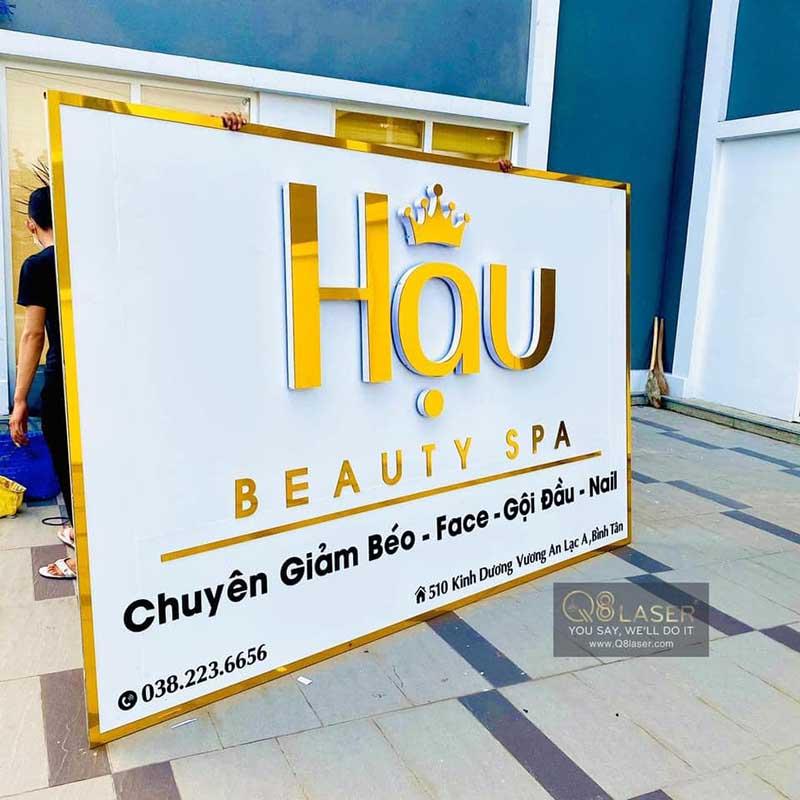 xưởng gia công biển quảng cáo tại Phú Nhuận