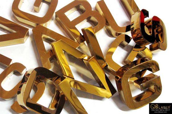 cắt cnc logo