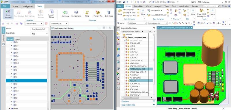 Phần mềm xếp chữ cắt cnc Siemens NX